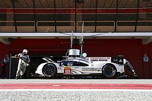 WEC Breaking news Magnussen completes Porsche LMP1 test