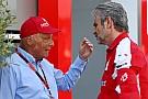 Niki Lauda: 'Ferrarimotor net zo goed als de Mercedes'