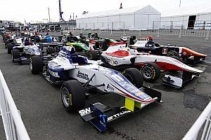 GP3 Breaking news GP3 Series increases number of cars per team
