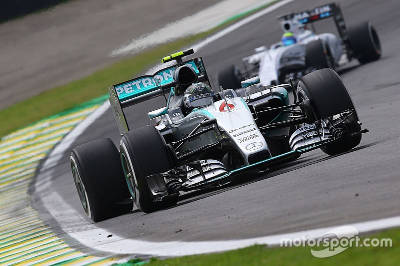 Nico Rosberg snapt focus op 2016 van Mercedes volledig
