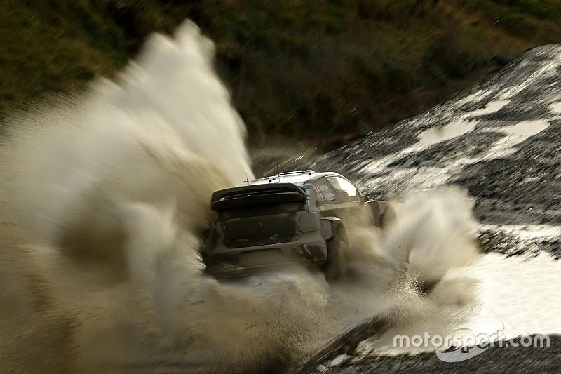 WRC Wales, dag 2: Ogier vergroot voorsprong op Meeke