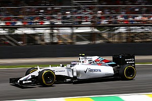 Formula 1 Race report Bottas finished fifth and Massa eighth before being excluded from results in today's Brazilian GP