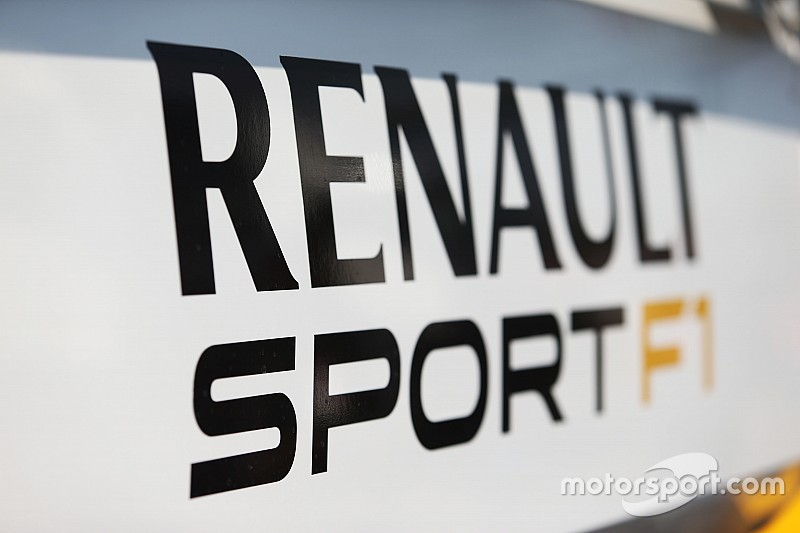 Renault looking to Abu Dhabi for F1 announcement