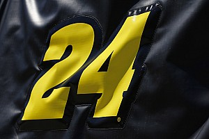 NASCAR Sprint Cup Breaking news All Hendrick drivers to run 'Jeff Gordon yellow' numbers at Homestead