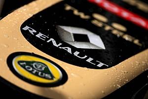 Formula 1 Breaking news Renault: No reason to delay changing Lotus name