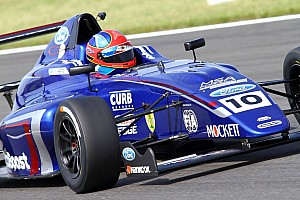 Formula 4 Interview Herta's son is rising