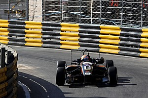 F3 Practice report Macau GP: Pommer sets new practice benchmark