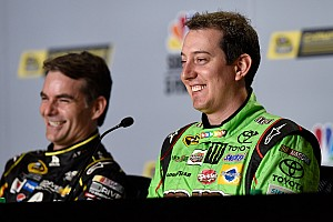NASCAR Sprint Cup Breaking news Joe Gibbs believes