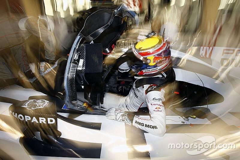 Bahrain WEC halfway: Webber Porsche hits big trouble