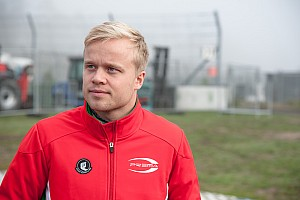 GP2 Interview GP2 drive 'long way' off, says Rosenqvist