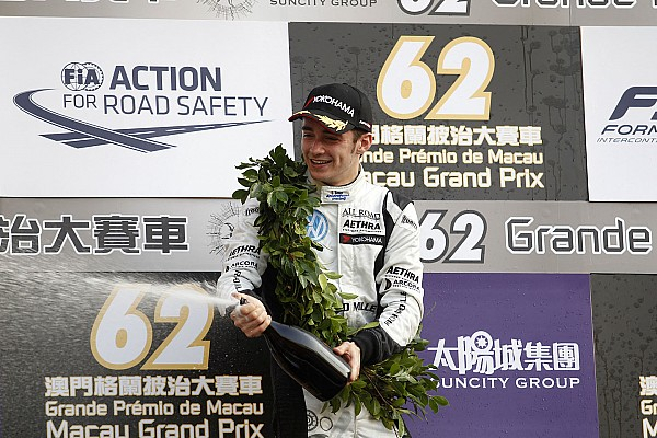 F3 Interview Leclerc says Macau result a vital boost mentally