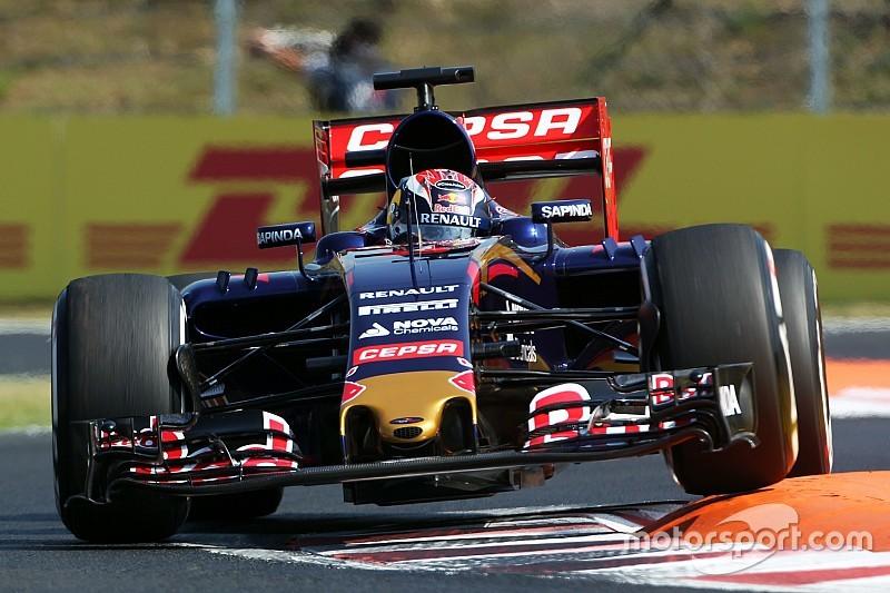 """Verstappen: """"Met een betere motor was podium mogelijk geweest"""""""