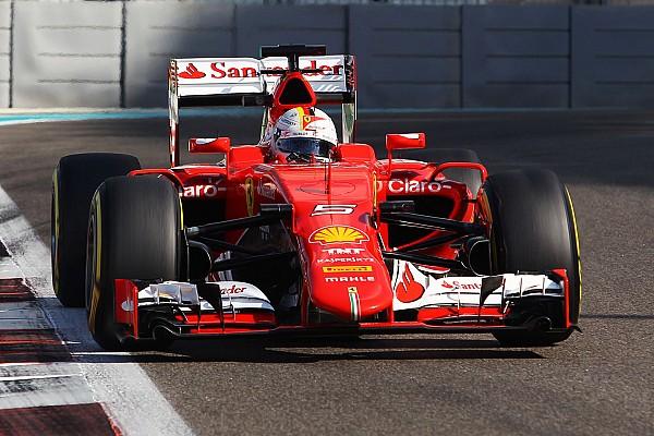 Formula 1 Breaking news Vettel says Mercedes