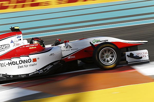 GP3 Abu Dhabi GP3: Kirchhofer wins penultimate race after Ocon penalty