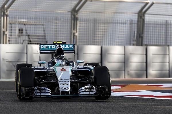 Formula 1 Abu Dhabi GP: Rosberg stays ahead of Hamilton in FP3
