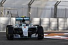 Abu Dhabi GP: Rosberg stays ahead of Hamilton in FP3