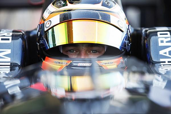 GP2 Abu Dhabi GP2: Vandoorne breaks Maldonado's win record in Saturday race