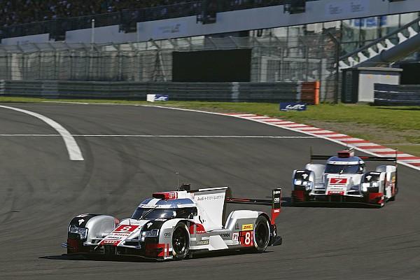 WEC Audi keeps unchanged line-ups for WEC, DTM