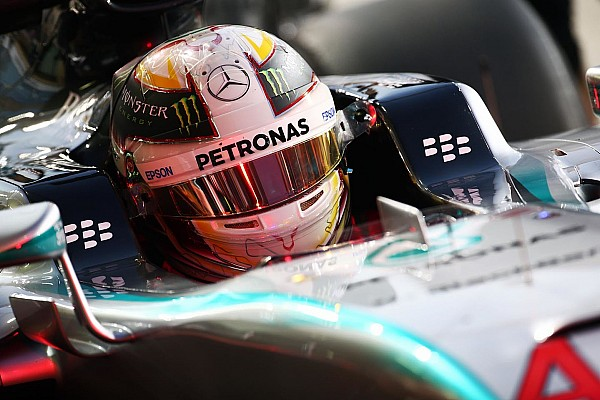 Formula 1 Hamilton questions strategy that left