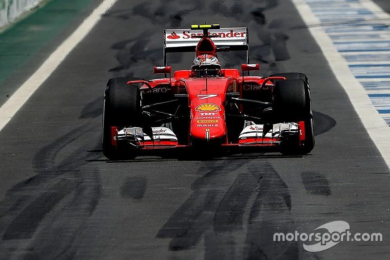 Ferrari hit targets in 2015, says Arrivabene