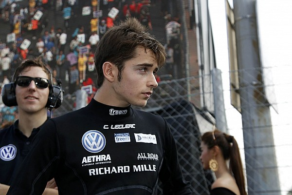 Formula 1 Breaking news Leclerc set to join Haas as development driver