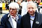 托德与伯尼获得强推F1规则改变权力