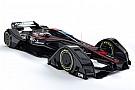 McLaren reveals F1 concept car