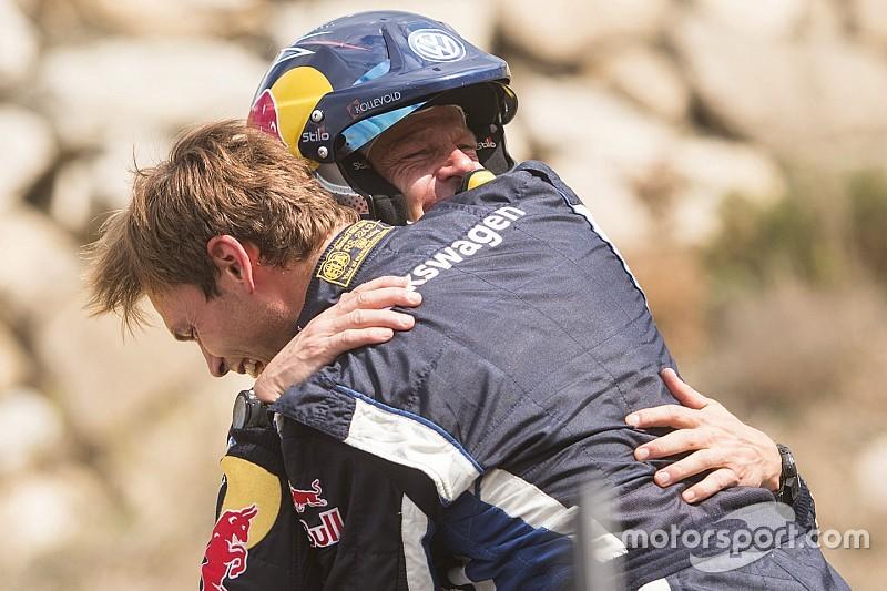 Ostberg signs Mikkelsen's co-driver Floene