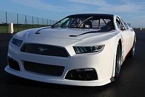 NASCAR Euro News NASCAR-Euroserie präsentiert neuen Ford Mustang für 2016