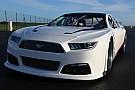 NASCAR-Euroserie präsentiert neuen Ford Mustang für 2016