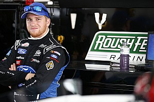 NASCAR Sprint Cup Breaking news Newly crowned NASCAR XFINITY champion Buescher will move to Cup in 2016