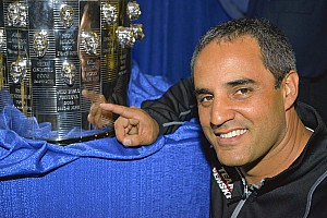"IndyCar Breaking news Montoya reveals second ""face"" on Borg-Warner Trophy"