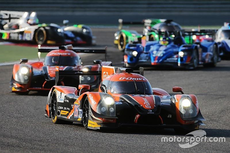 Top 10 FIA WEC LMP2 drivers of 2015
