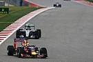 Ricciardo: 'Mercedes te ver weg om bijgehaald te worden'