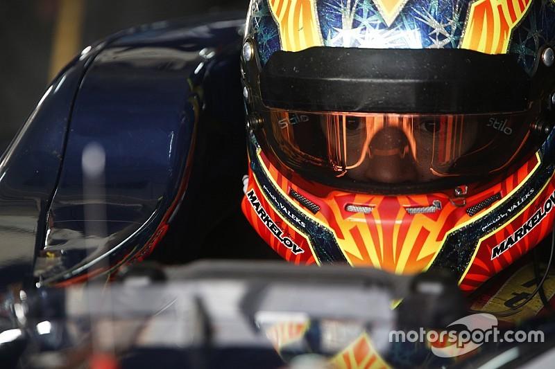 Markelov to make Toyota Racing Series return