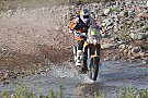 Injured Sunderland ruled out of Dakar Rally