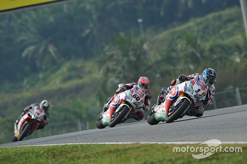 Times of change for the WorldSBK Race weekend