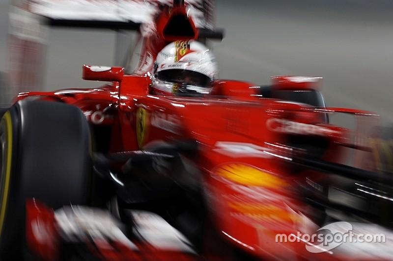 Scuderia ferrari sebastian vettel s christmas for Ferrari christmas