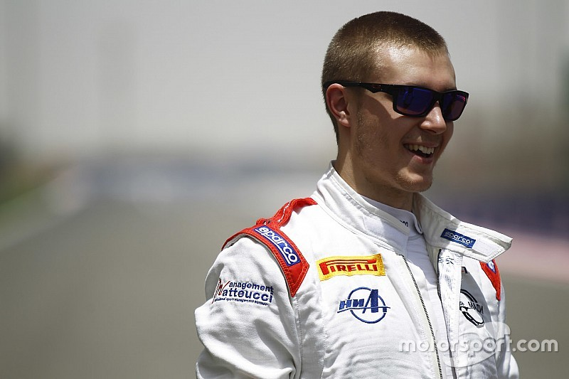 Sirotkin in talks with ART for 2016 GP2 season