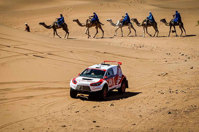 A look back on the origins of the Dakar Rally