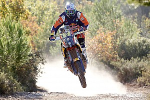 Dakar Stage report Dakar Bikes, Stage 2: Price takes lead on shortened stage