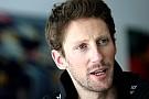 Grosjean interview: