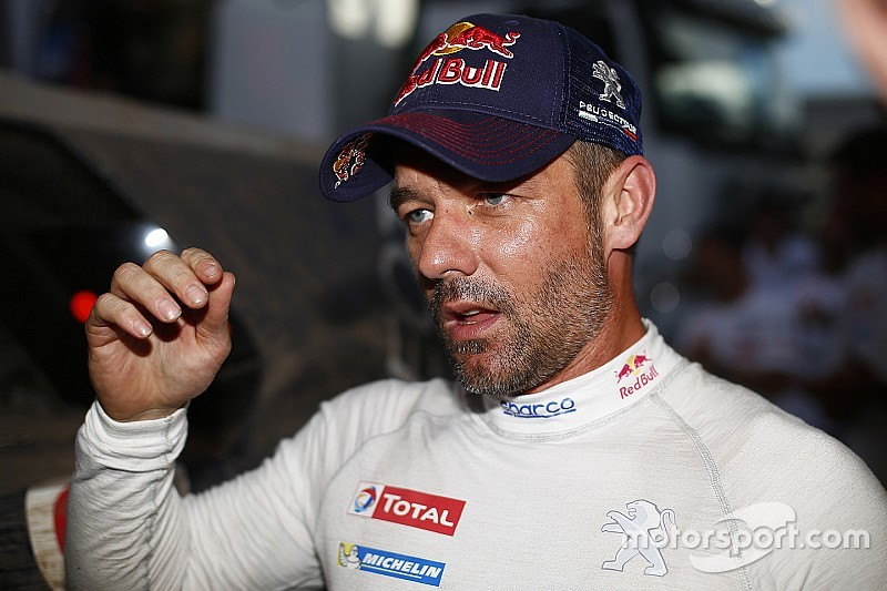 Loeb claims five-minute Dakar lead is