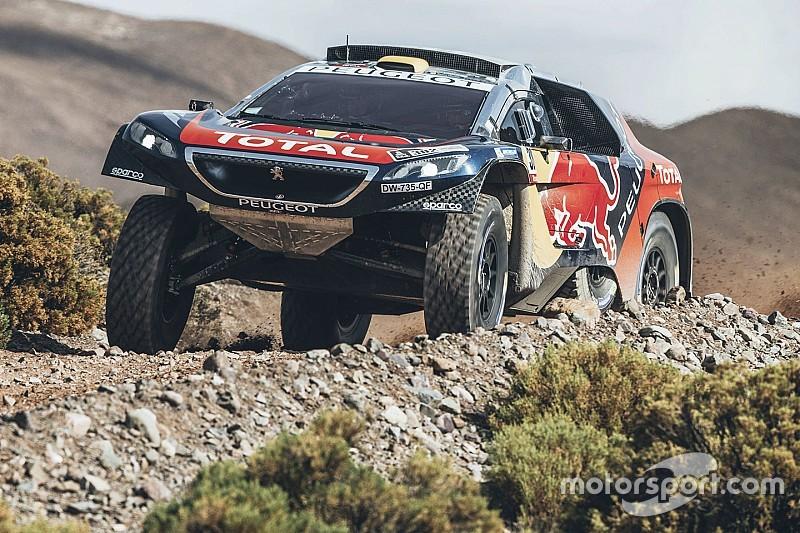 Rallye Dakar: Stephane Peterhansel gewinnt 4. Etappe für Peugeot