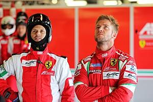WEC Breaking news Bird replaces Vilander in Ferrari WEC line-up