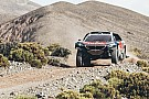 Two punctures, stuck throttle nullify Loeb's Dakar lead