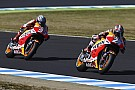 Honda hints at unchanged rider line-up for 2017