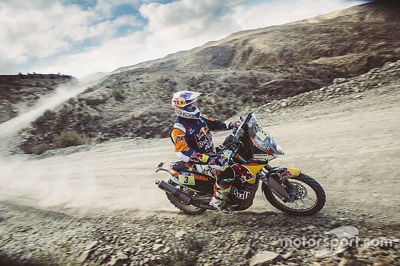 Toby Price verwacht secondespel in strijd om Dakar-zege