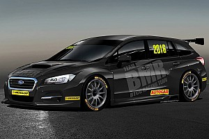 BTCC Breaking news Subaru links up with Team BMR for BTCC debut