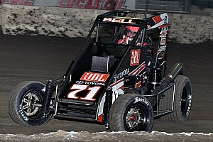 Midget Race report Bell dominates Thursday Chili Bowl A-Main
